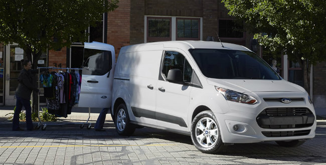 2014 Ford Transit Connect Vs 2015 Chevy City